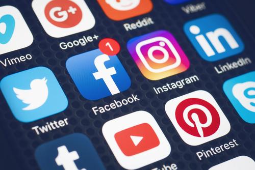 social media crypto