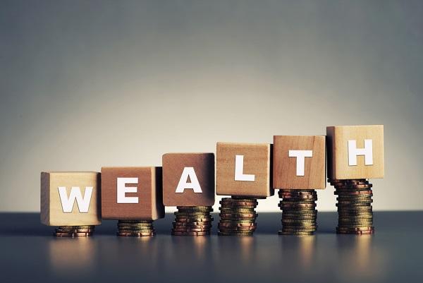 determine wealth 1