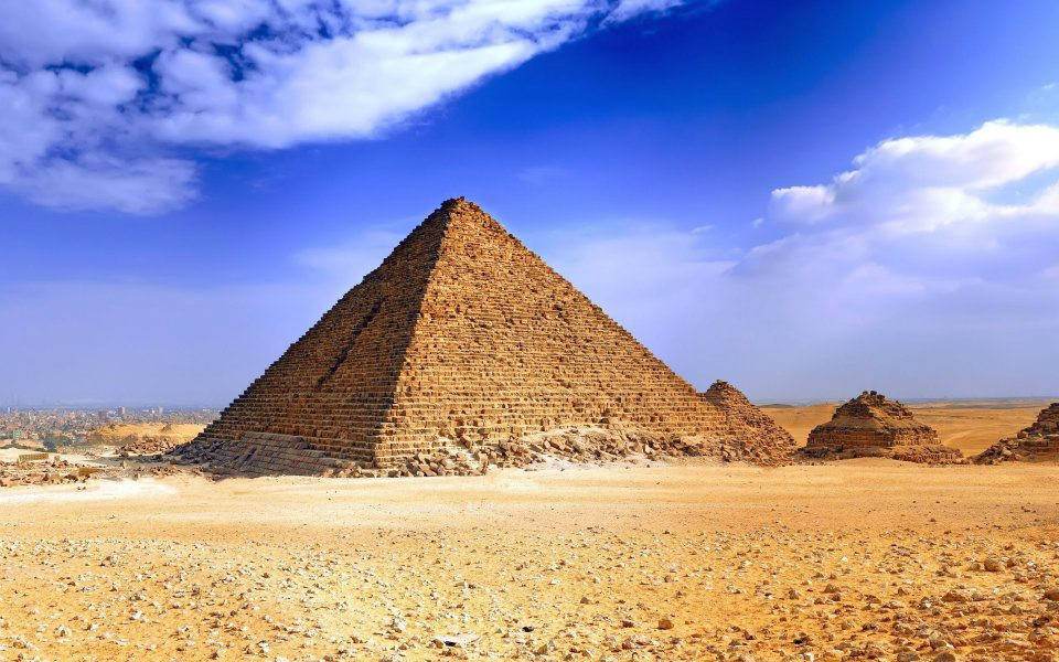 THE PYRAMID: ORDERING YOUR INVESTMENT OBJECTIVES