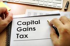 CAPITAL GAINS: DETERMINING YOUR TAX BASIS