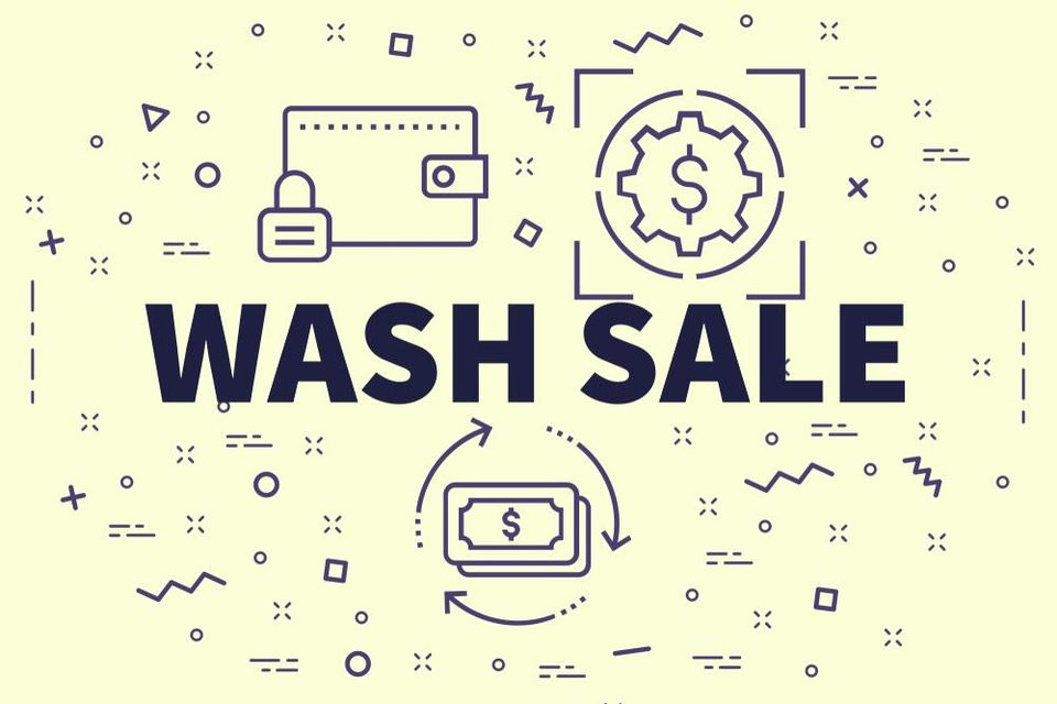 THE WASH SALE RULE OF CAPITAL GAINS TAX